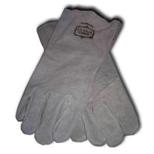 La Caja China Leather Gloves bbqsoftheworld