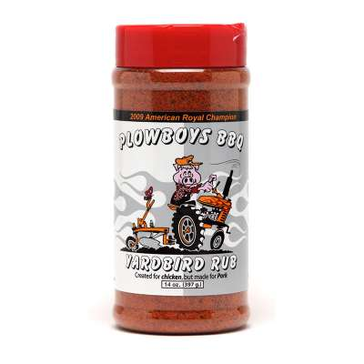 BBQ Rubs - Plowboys_Yardbird_ Rub_14oz_BBQS_of_the_World