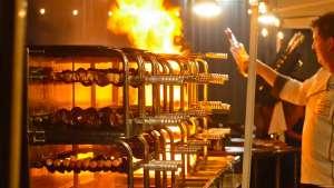 Carson Rodizio Flames