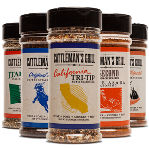 Cattleman's Grill Seasoning