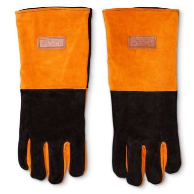 Yoder Smokers Leather Gloves