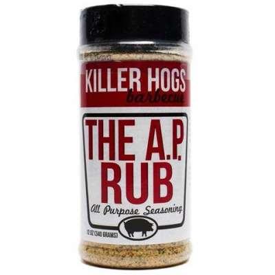 Killer Hogs All Purpose Seasoning Rub BBQS of the World
