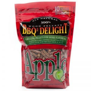 BBQr's Delight - Apple Pellets