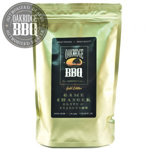 Oakridge BBQ - Game Changer Brine and Injection