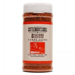 Cattleman's Grill 8 Second Ride Carne Asada Rub 10oz