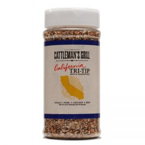 Cattleman's Grill California Tri-Tip Rub 10oz