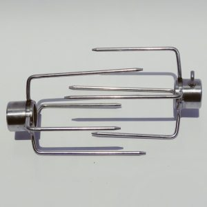 Chicken Forks - Stainless Steel