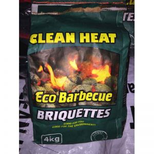 Clean Heat Briquettes 4kg bag