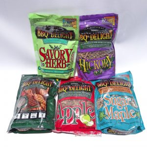 BBQr's Delight - 5 Pack Bulk Buy Deal