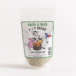 FIT Brine - Garlic & Herb