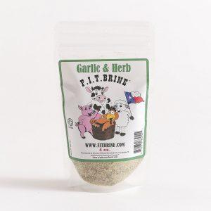 FIT Brine - Garlic & Herb