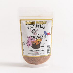 FIT Brine - Lemon Pepper