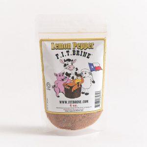 FIT Brine - Lemon Pepper