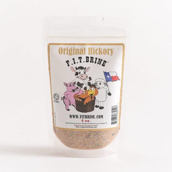 FIT Brine - Original Hickory