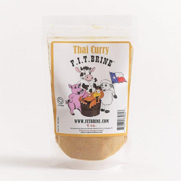 FIT Brine - Thai Curry
