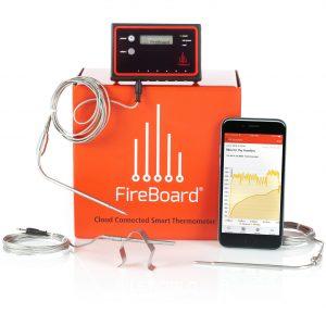 Fireboard WIFI Thermometer