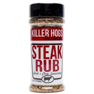 Killer Hogs Steak Rub
