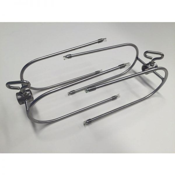 Large 4 Prong Rotisserie Forks/Prongs