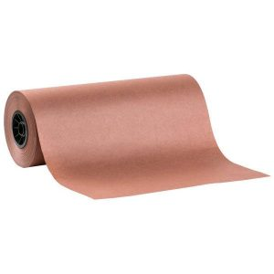 "10 Sheets OREN Pink Butchers Paper 24"" x 3ft"