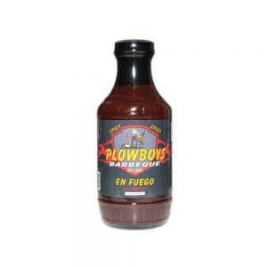 Plowboys En Fuego Sauce 16oz