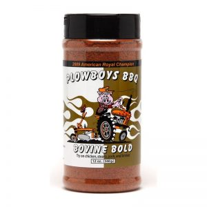 Plowboys Bovine Bold Rub 12oz