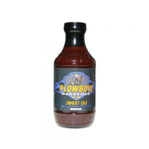Plowboys Sweet 180 Sauce 16oz