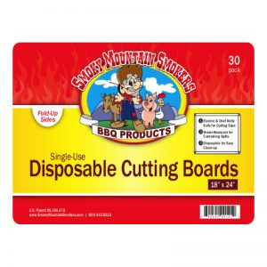 Smoky Mountain Disposable Cutting Boards