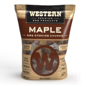 Western-Premium-BBQ-Products-Maple-Chunks