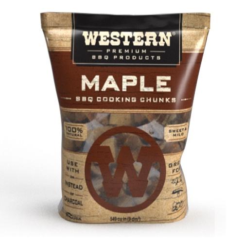 Western-Premium-BBQ-Products-Maple-Chunks
