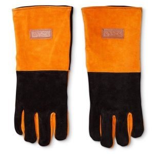 Yoder Smokers YS Heat Proof Leather Gloves