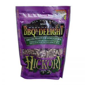 BBQr's Delight - Hickory Wood Pellets