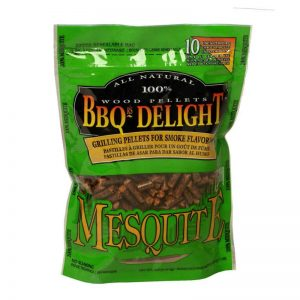 BBQr's Delight - Mesquite Pellets