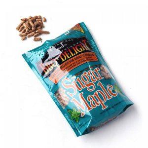 BBQr's Delight - Sugar Maple Pellets