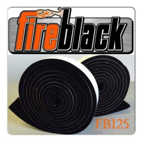 Fireblack™ 12 BBQ Gasket- 12.7mm x 3mm