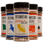Cattleman's Grill Steakhouse Seasoning available from BBQs of the World.