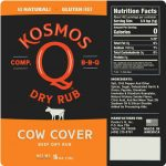 Kosmos Q Cow Cover BBQs of the World