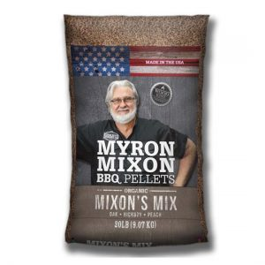 Myron-mixon-smokers-Myrons-Mix-bbq-wood-pellets-bbqsoftheworld