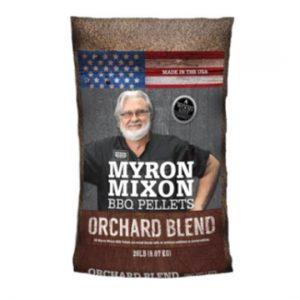 Myron-mixon-smokers-orchard-blend-bbq-wood-pellets-bbqsoftheworld